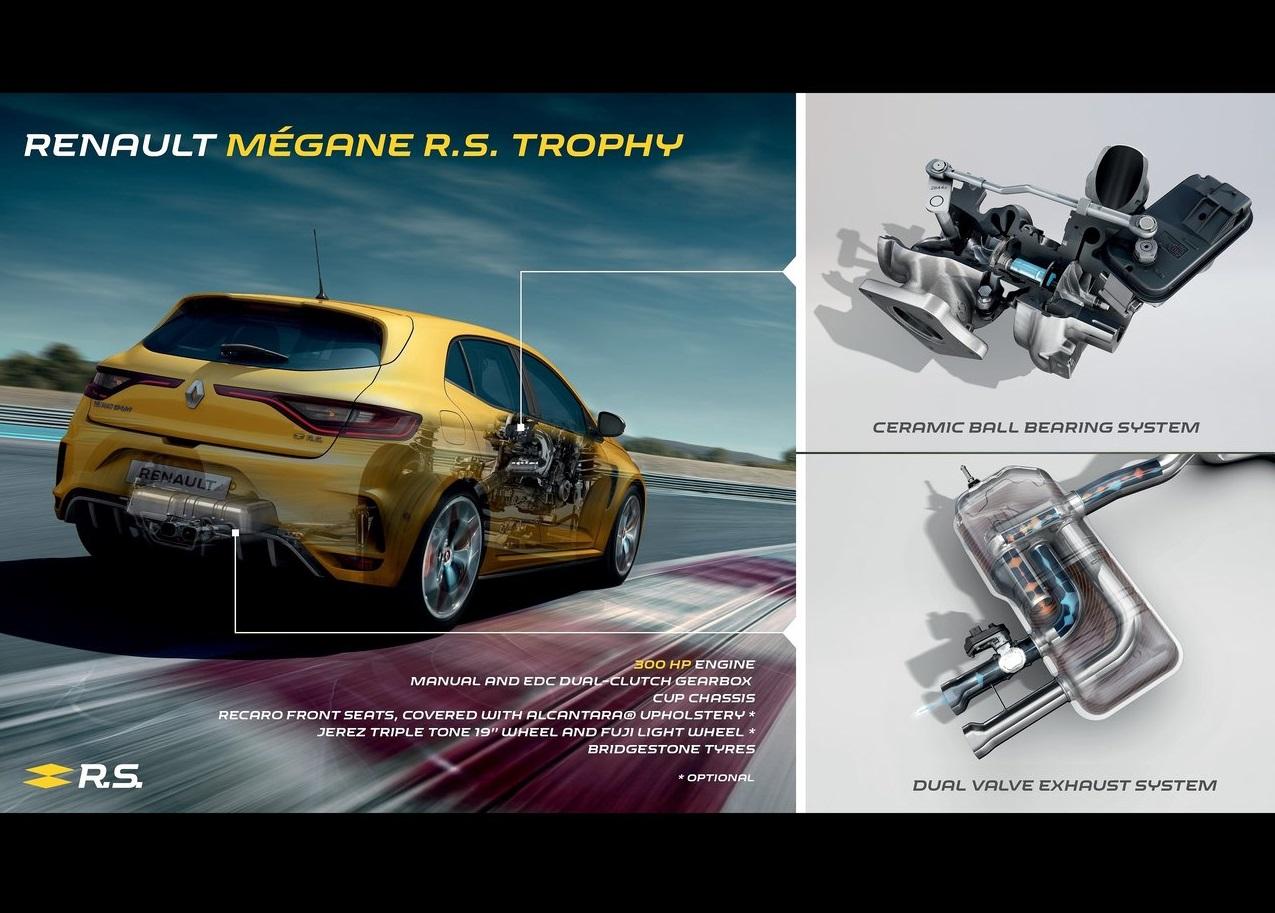 作为前驱车的梅甘娜RS Trophy,哪来的底气称王称霸?