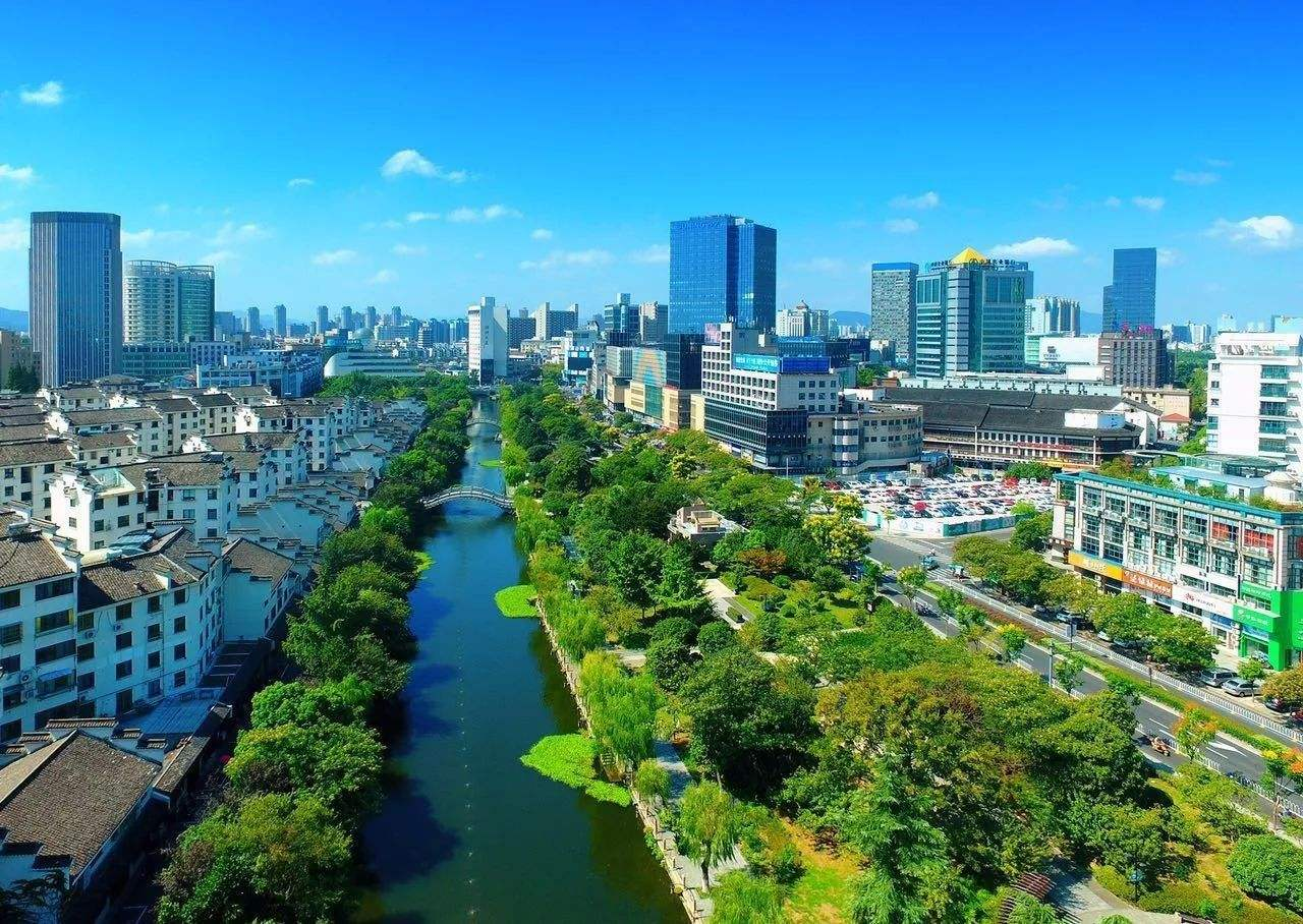 湖州电子商务网_浙江最宜居三个城市,一个是我国电子商务中心,不是宁波!