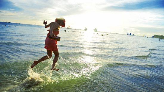 不去海边还等啥 辽宁最美海滩推荐