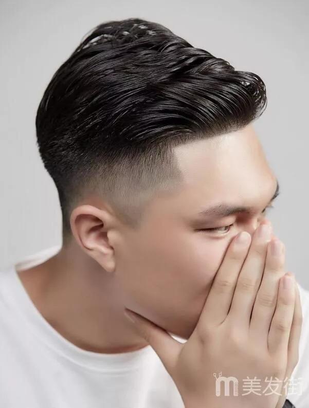 2018潮流发型男士短发 开启男神的帅气之路