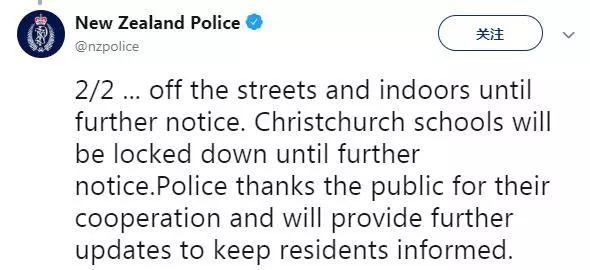 至暗时刻:新西兰发生大型枪击案,枪手直播杀人