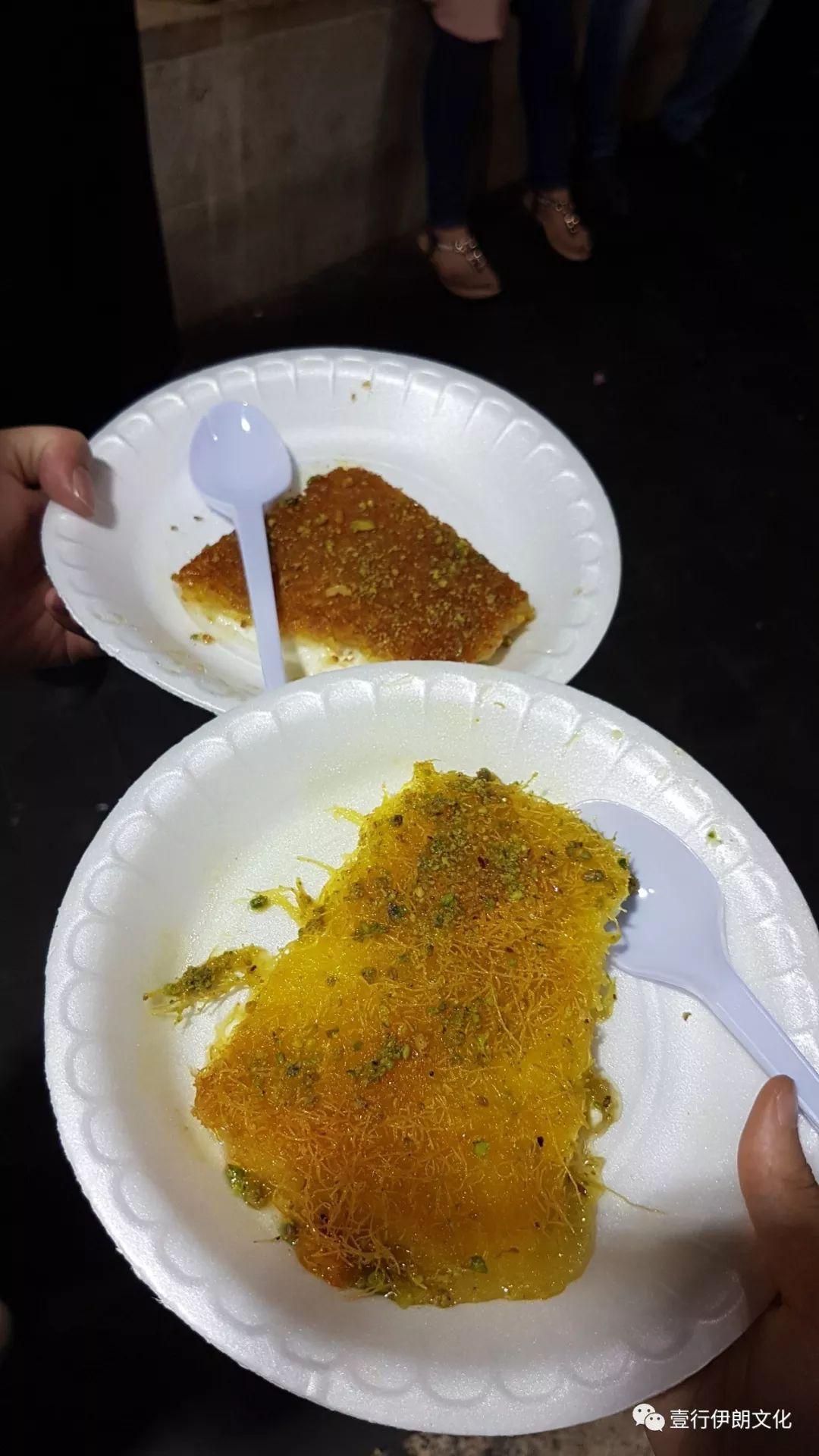 约旦人引以为傲的饮食文化