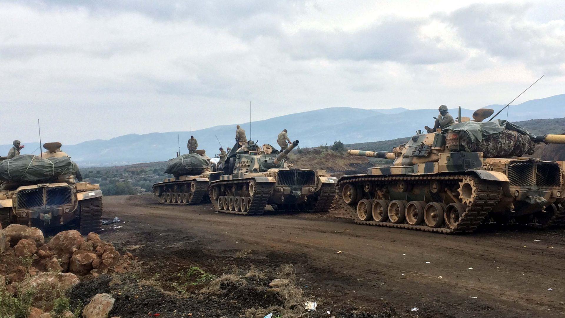 叙利亚一夜间战火连天,极端组织大举反扑,美国突然改变主意?