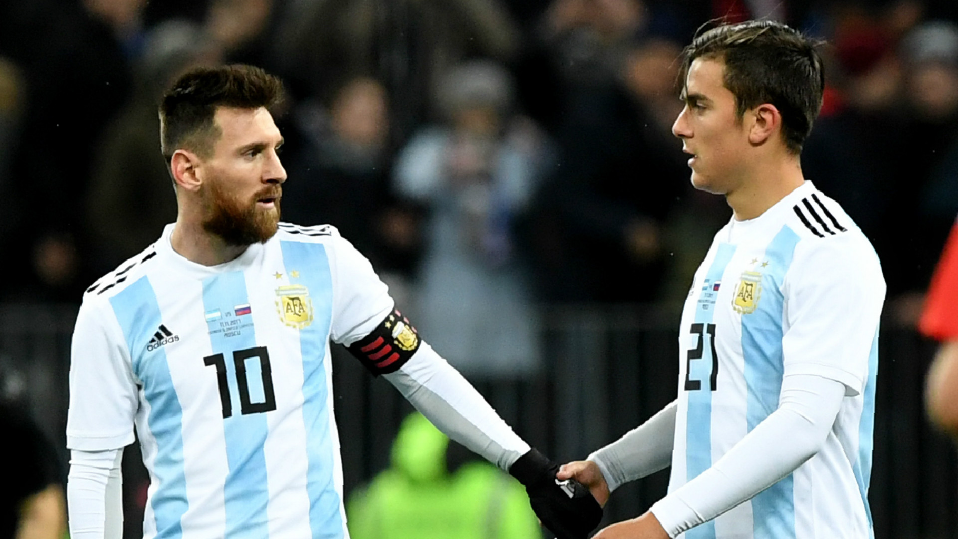阿根廷主帅:梅西迪巴拉在国家队可以共存