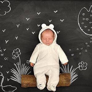 宝宝的黑板创意奇幻之旅