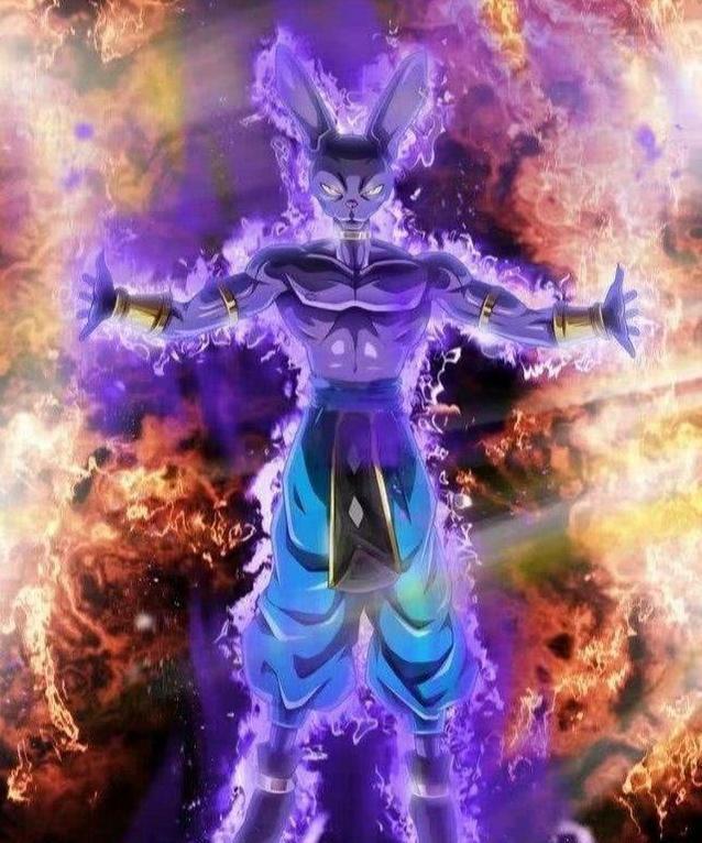 龙珠超:孙悟空要想打败比鲁斯,只能突破白神二阶,实力