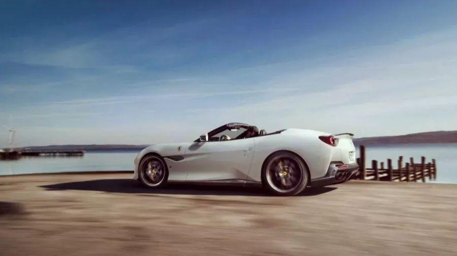 新车   跃马家族最强V8车型, F8 Tributo亚洲首秀