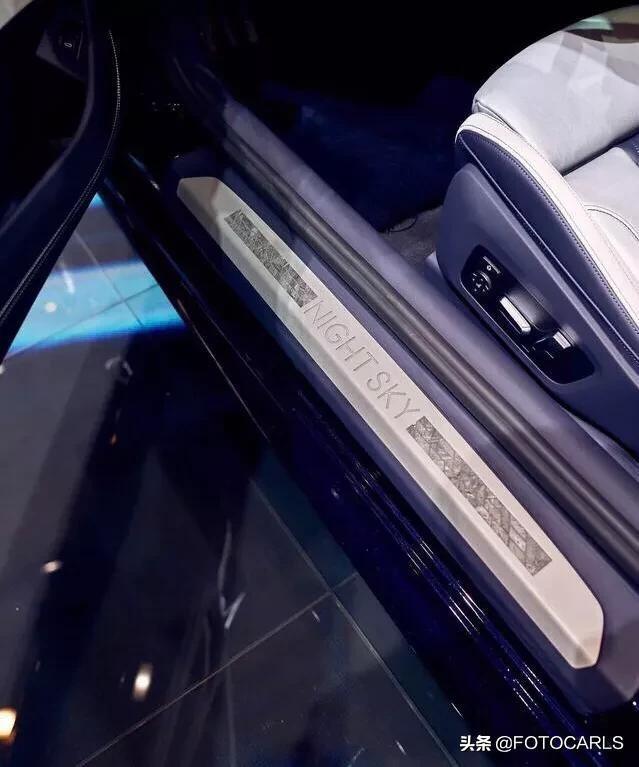 实拍|全新宝马M850i夜空特别版,头回见这么巨大的排气管!
