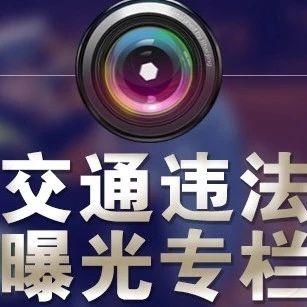 """无视法规!桂林这500名""""失驾""""人员被交警实名曝光"""