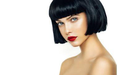 图片不乱剪,选对大全美!大全、方脸等各种中直发的头发圆脸好看短发图片颜色图片发型图片