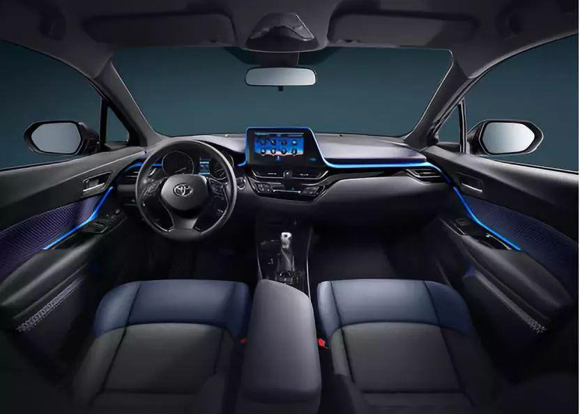 进口发动机配全新CVT,这才是广汽丰田C-HR好开又省油的原因