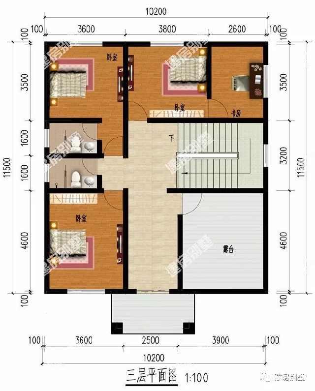 11米x12米设计图纸