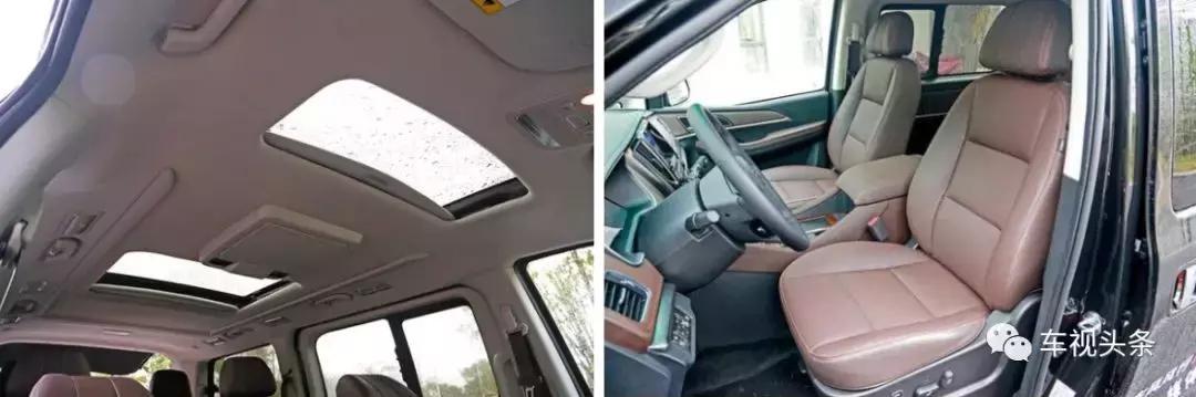 一款移动豪华包间,宽适商旅之选,风行M7续写高端商务车新篇章