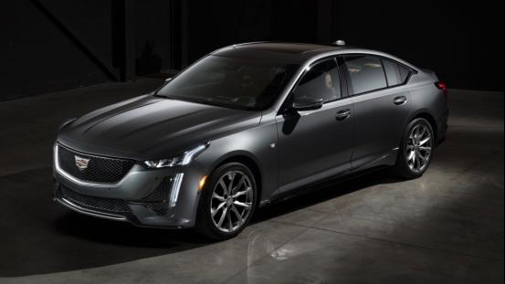 凯迪拉克推出CT5车型用于取代CTS