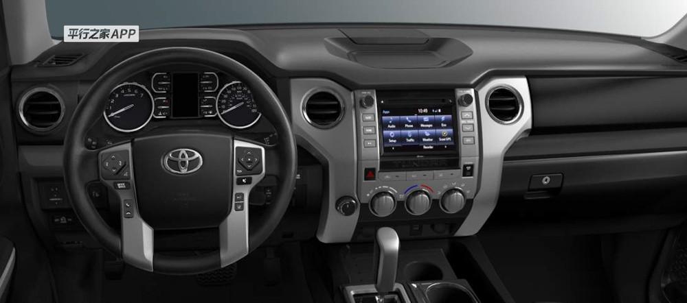 40多万就能买到5.7L大排量  18款加版丰田坦途怎么选?