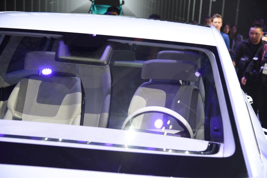 博郡汽车发布2款纯电动SUV,上海车展开启预售,明年年初交付