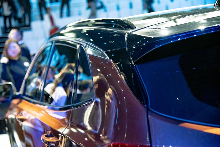 实拍全新别克昂科拉,颜值升级,两种轴距,搭载最新一代驱动总成