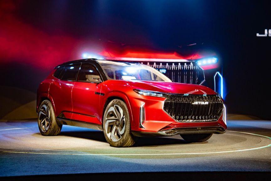 上海车展首发概念车集锦,100%新能源,5G技术、智能化成最大热点