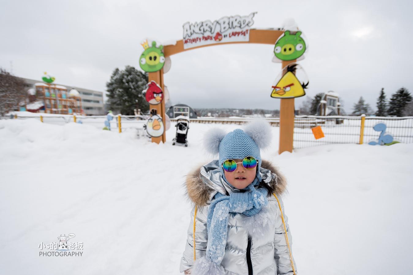 芬兰有个愤怒的小鸟主题公园