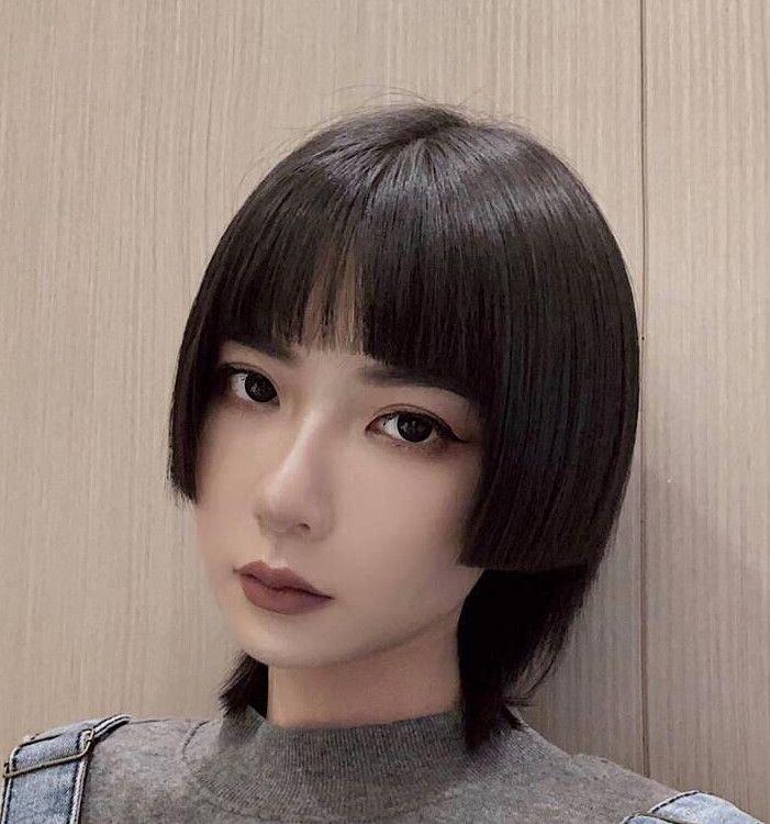"""辛芷蕾发型已过时,现在流行""""公主姬""""发型!图片"""