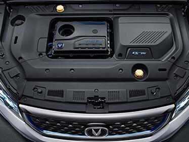 长安CS75 PHEV国六版来袭,牵手燃油版打造最强双动力SUV
