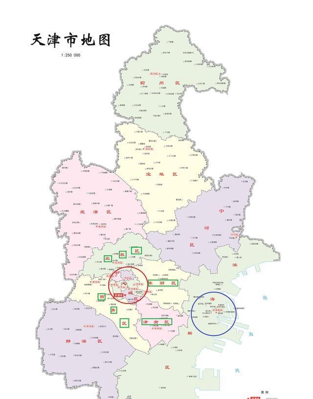 表情 解析天津轨道交通规划三期的重点 市中心区 环城四区和滨海新 滨海新区  表情