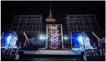 贝斯特娱乐场经受住了超过9吨车重的压力哈弗H4安全性能惊人
