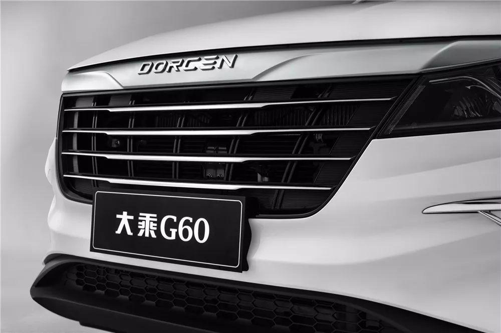大乘G60官图发布,你觉得它有成为黑马的潜质吗?