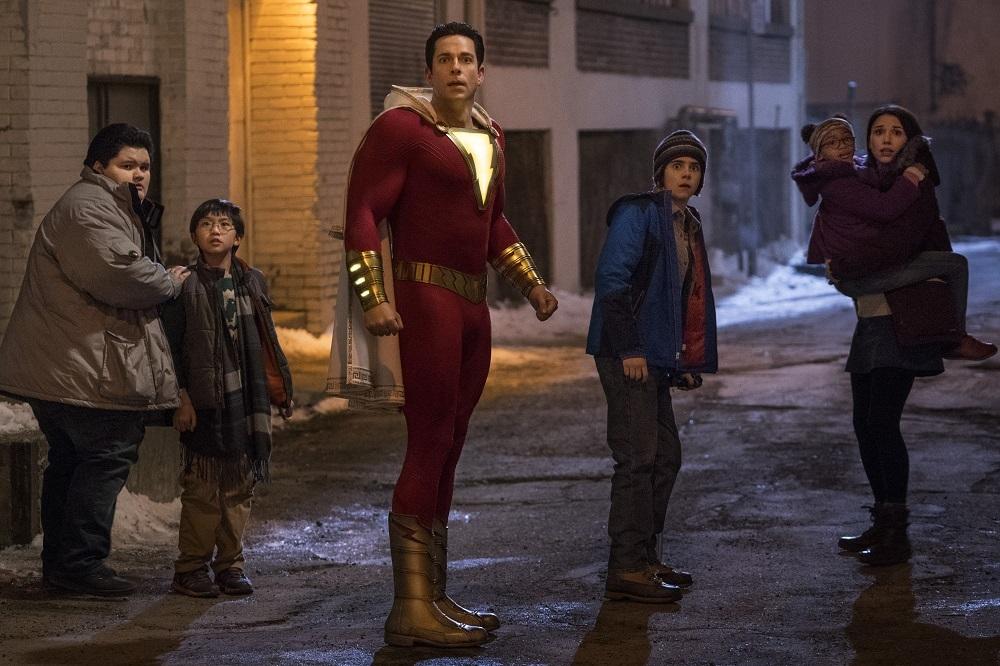笑归笑!《雷霆沙赞》这个中二超级英雄背后的内核你们懂吗?