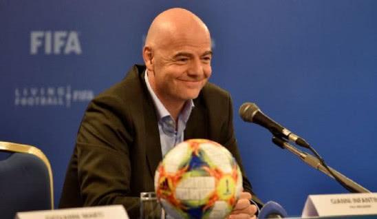 FIFA官方:卡塔尔世界杯可扩军至48队!国足有希望了!