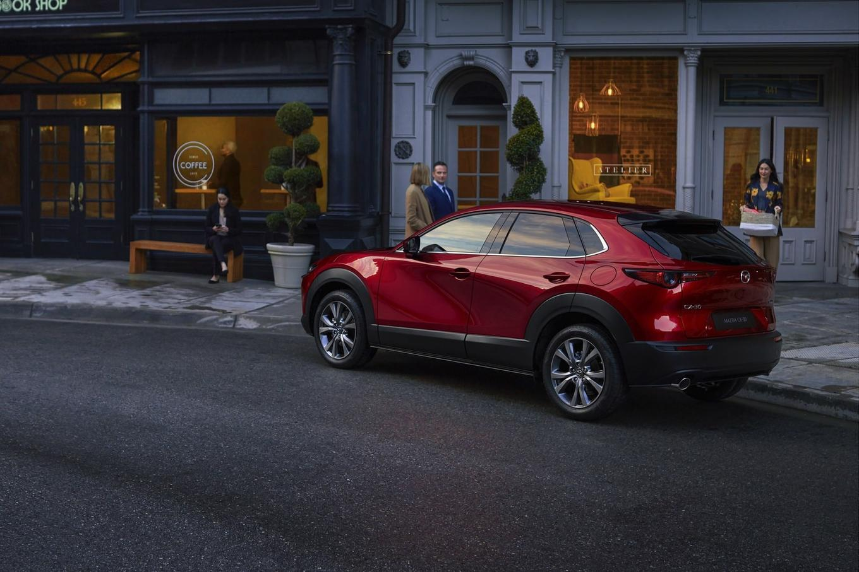 向高端进发,Mazda CX-30填补市场空白