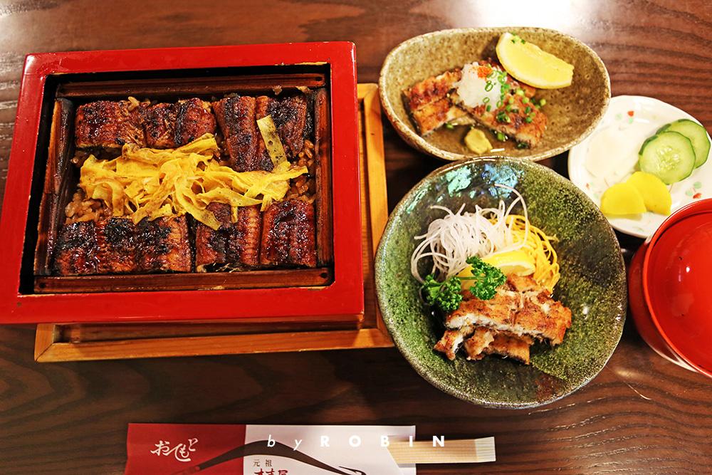 日本东西—柳川的始祖鳗鱼饭