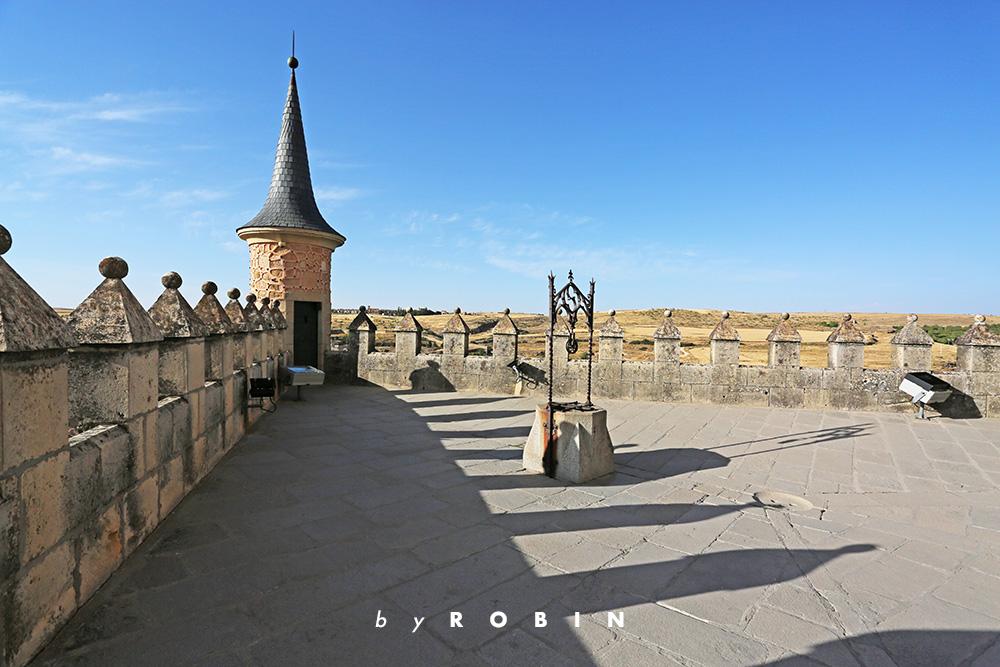 自驾西班牙北部—寻找睡美人城堡