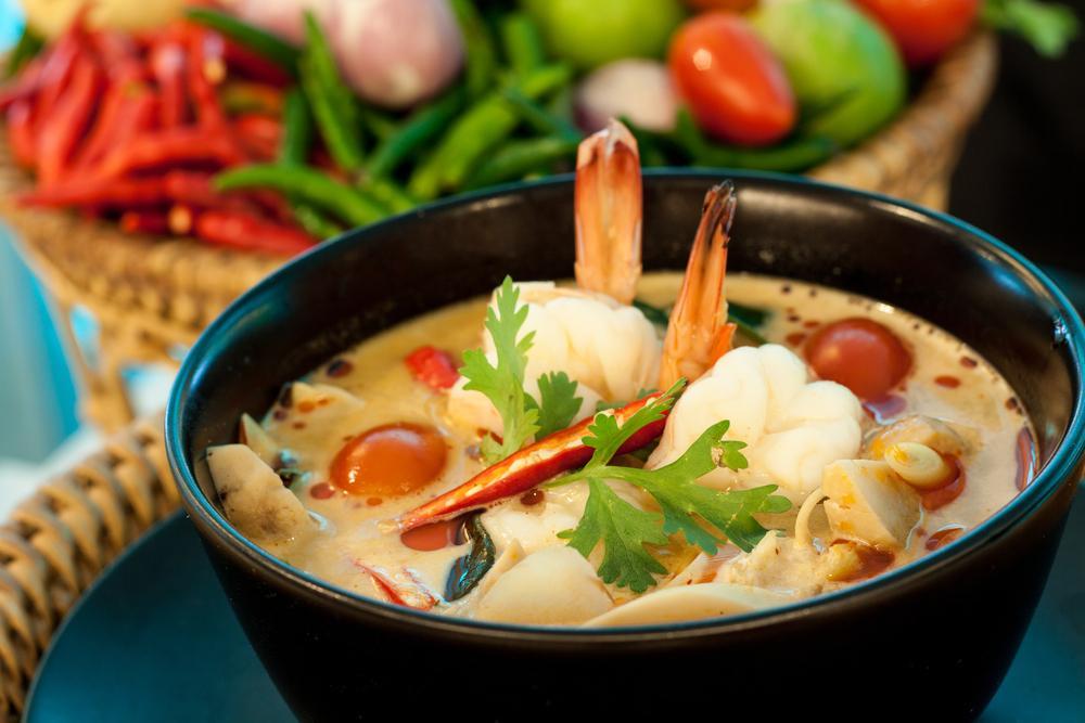 不单有冬阴功, 泰国旅游必吃的5大美食图片