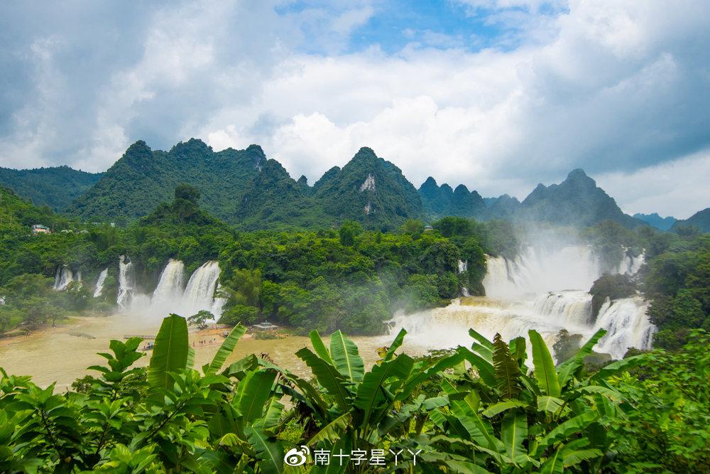 这个《花千骨》取景地原来是亚洲第一瀑布