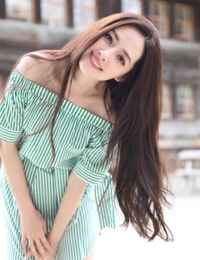 被郭碧婷的新发型惊艳到了,刘海美出新高度,36岁嫩成了26岁