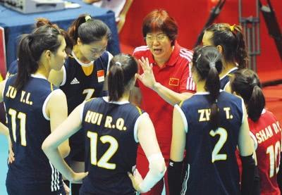 女排6新人或能入选郎指导阵容,多名老将真将无缘东京?
