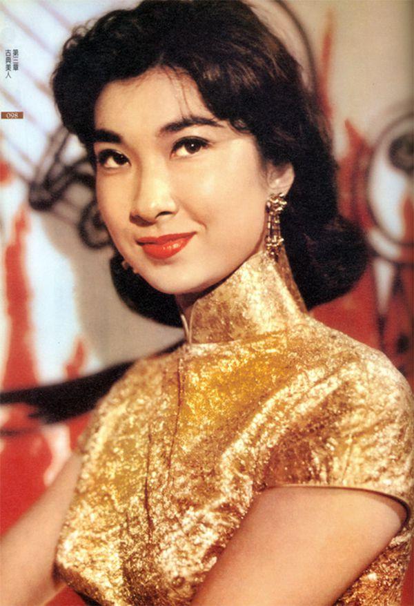22岁演聂小倩,25岁演林黛玉,26岁夺金马影后,她一生充满传奇