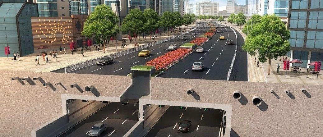 武宁路快速化改建打造双层通行 堪称上海西部交通门户