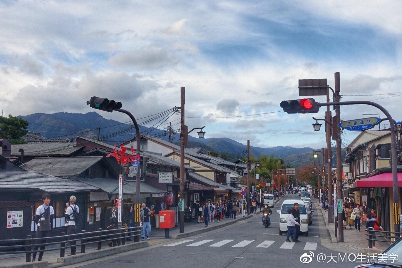 京都的美岂止红叶