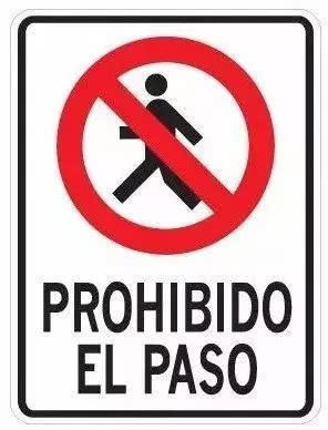 干货   西班牙语标识来了!