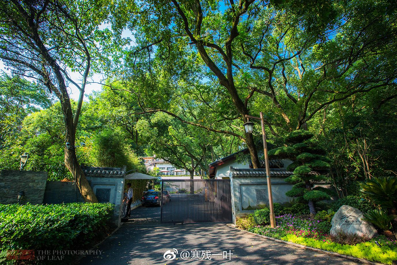 杭州著名的避暑旅游景点