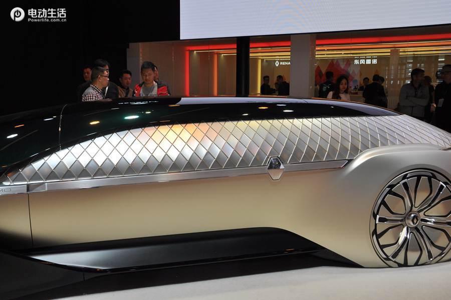 2019上海车展:EZ-ULTIMO概念车亮相