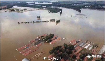 山东13市遭台风灾害已致24人死亡 潍坊灾情最重死亡13人