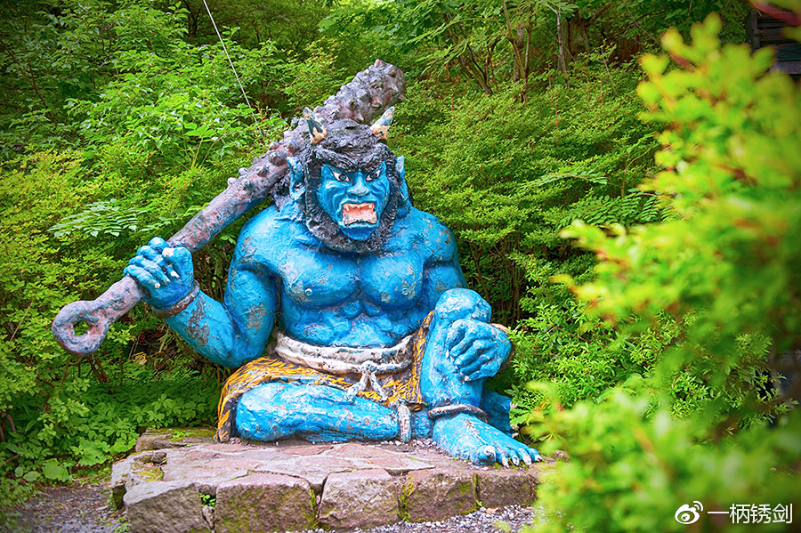 日本一个地方靠神秘诡异的地狱文化吸引人