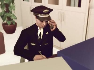 女乘客拒绝行李安检:带的绿色蔬菜会被辐射