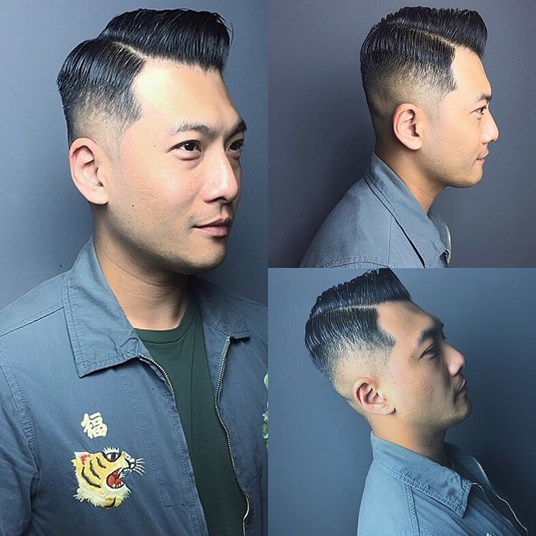 精选2019流行的男士发型,阳光帅气有精神