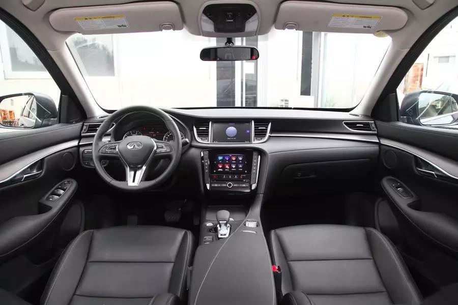 汉兰达的价格买豪华中型SUV,英菲尼迪QX50低配解析
