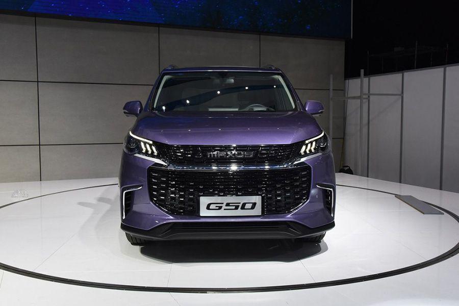 传祺GM6怕了吗 上汽大通G50将上市
