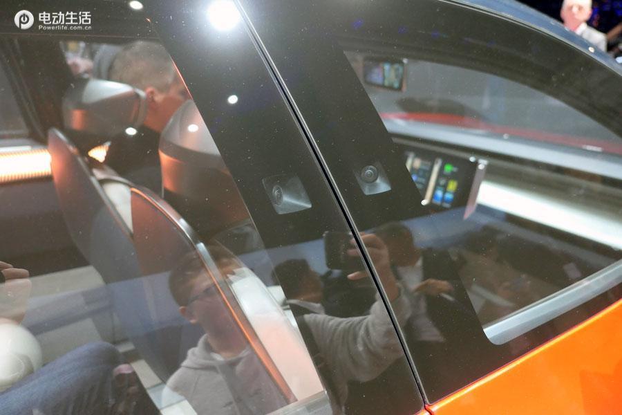 大众纯电动概念车ID. ROOMZZ全球首秀